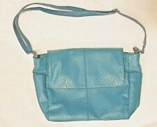 Jewell by Thirty-One Fashion Week Teal Affair Pebble Bag Tote Satchel