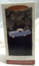 1993 Hallmark 1956 Ford Thunderbird Ornament-3rd In Series-MINT-NEVER DISPLAYED