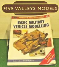 180719/22 Compendium Modelling Manuals No:3 Basic Military Vehicle Modelling