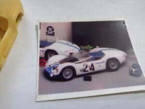1/43 Southern Cross miniature Maserati birdcage, not amr tameo bosica feeling43