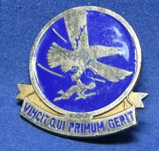 WWII Sterling AAF Troop Carrier Command Vincit Qui Primum Gerit DI Pin by Donder