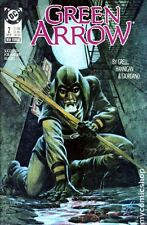 GREEN  ARROW { DC  -  Mar  1988}    ##2  ##3  ##4