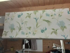 Roman Blind, Laura Ashley Orchid Apple Fabric (Made to measure)