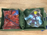 MASTERS OF THE UNIVERSE ETERNIA MINIS Skeletor New Opened