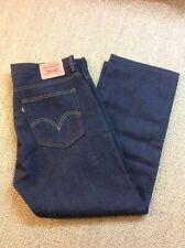 Mens LEVI STRAUSS 758 W36 L29 Blue Denim Levis Jeans Superb