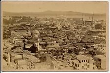 Cabinet CONSTANTINOPLE c. 1880 - Turquie - 1190