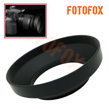 67mm Wide Angle Metal Lens Hood for Canon Nikon Sony Camera NEX Pentax Olympus