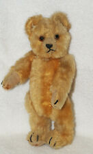 ANTIQUE OLD MOHAIR STEIFF TEDDY BEAR C. 1920 - RARE 8 INCHES