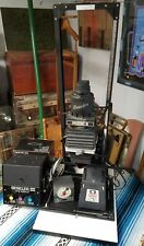 Beseler 23c II Photo Enlarger Dual Dichro Color w Timer Viewer Motor & More Lot