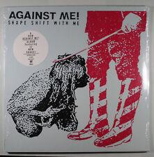 AGAINST ME! Shape Shift With Me SEALED 2XLP VINYL + DOWNLOAD/Total Treble Music