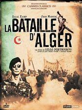 """DVD """"La Bataille d'Alger""""  2 dvd  NEUF SOUS BLISTER"""