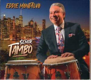 Eddie Montalvo -  Señor Tumbao - CD original brandnew