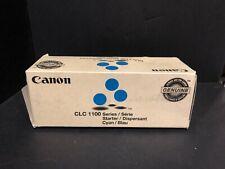 Genuine Canon F423113700 1461A002AA CLC1100 Developer / Starter Cyan NEW