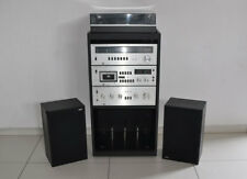 Stereo Hi Fi EUROPHON Amplificatore Piastra Radio Giradischi   '70  VINTAGE  963