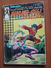 Antologia de comic de Marvel editorial Vertice Nº14 Shang-Chi