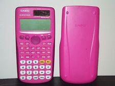 Casio Scientific Calculator fx-300ES PLUS Pink