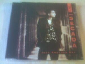 JON SECADA - JUST ANOTHER DAY - 4 TRACK CD SINGLE