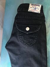 True Religion Skinny Leg Dark Gray women Sizes 27x34