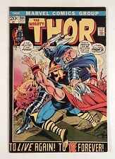 Thor #201 (Jul 1972, Marvel)