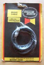 STURMEY ARCHER GKJ 236 CHOPPER FRONT BRAKE CABLE NOS