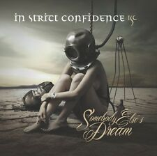 IN STRICT CONFIDENCE Somebody Else's Dream LIMITED CD Digipack 2016
