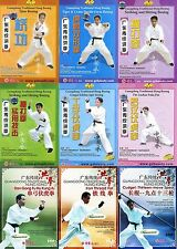 Chinese Tradition Kungfu Hong Boxing Hung Kung complete Series by Lin Xin 13DVDs