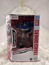 Transformers DEEP COVER War For Cybertron Netflix Walmart Wave 3