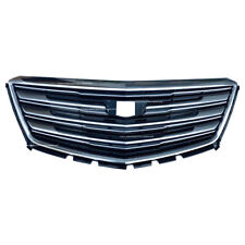 Front Bumper Upper Radiator Grill Grille fit for Cadillac Xt5 2017 2018
