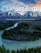 The Changing Earth: Exploring Geology and Evolution by James Monroe, Reed Wicand