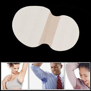 30 Disposable Sweat Pads Antiperspirant Underarm Armpit Guard Sheet Shield Fresh