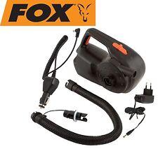 Fox Air Pump Akku Elektropumpe Schlauchbootpumpe CIB003 Carp-shop