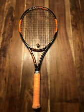 Wilson Burn 100 LS Tennisschläger L3