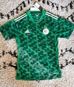 Maillot Jersey équipe d'Algérie exterieur national 2021 Adidas Heat.rdy Player