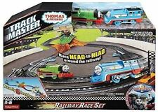 Fisher Price Trackmaster Thomas & Friends Head to Head Racing Playset ~NEW~