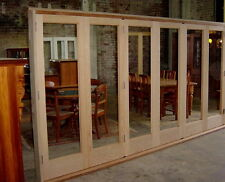 Bi fold Door BIFOLD SET..... HARDWOOD NEW !!  ( Can deliver )