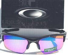 NEW* Oakley HALF JACKET 2.0 Xl BLACK G30 PRIZM GOLF Lens Sunglass 9154-49 $160