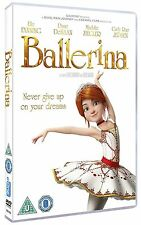 BALLERINA DVD [BRAND NEW & SEALED] *FAST ROYAL MAIL DELIVERY***Free P&P