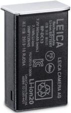 LEICA Lithium-Ionen-Akku BP-DC 13, silbern 18772