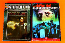 EL CEMENTERIO VIVIENTE / SALEM´S LOT - Pet Sematary / Salem's Lot - precintadas