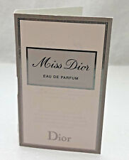 Miss Dior  By Christian Dior Eau de Parfum EDP Spray 0.03 oz 1mL Sample New