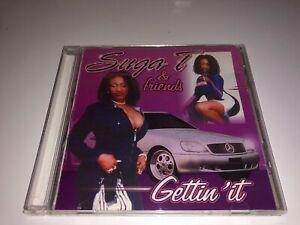 CD: SUGA T - Gettin It (2000)Rare Vallejo CA Rap G-Funk E-40 Celly Cel