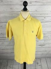GANT Polo Shirt - Size Small - Yellow - Great Condition