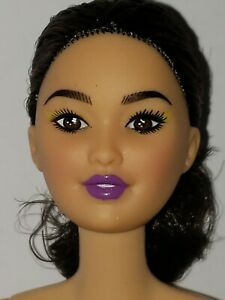 Barbie SIGNATURE BMR1959  Kira Face SCULPT NUDE DOLL ONLY made to move body