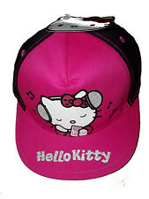 Hello Kitty Casquette Musique sur le thème de casquette de Baseball 4 - 8 ans