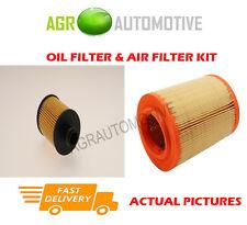 DIESEL SERVICE KIT OIL AIR FILTER FOR ALFA ROMEO 159 2.0 170 BHP 2009-11