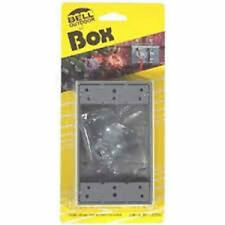 NEW Bell Outdoor #5321-5 GRY WP 1G Outlet Box