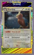 Noarfang Holo - HS01:HeartGold SoulSilver- 8/123 - Carte Pokemon Neuve Française