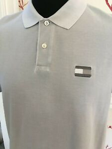NEW Men's Tommy Hilfiger Short Sleeve Polo Shirt Size M