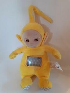 Musical Teletubbies Laa-Laa Plush Soft Toy Light Up
