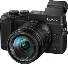 Panasonic Lumix Gx8h 14-140mm Kit - schwarz